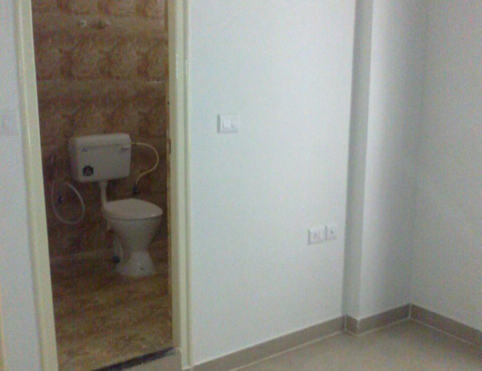 small washroom